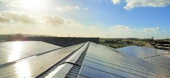 Dawn Foods Commits to Solar for Future Sustainability