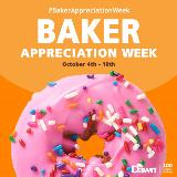 October 4-10, 2020: Baker Appreciation Week