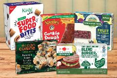 Organic opportunities in snacks and frozen food