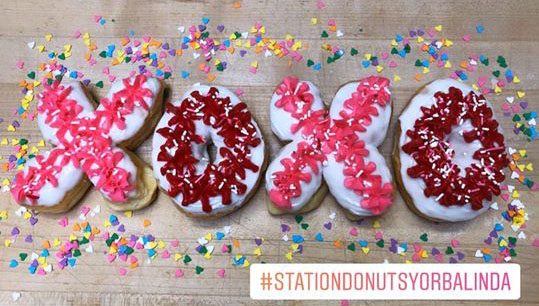 Station donuts